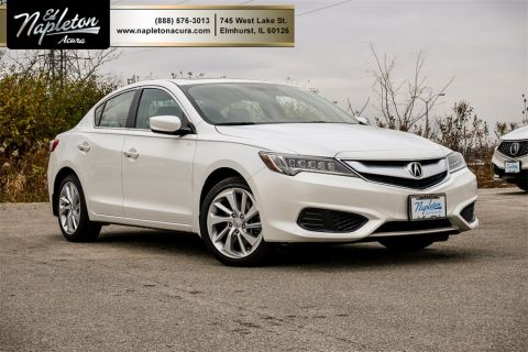 Certified Pre-Owned 2017 Acura ILX 2.4L