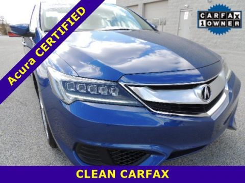 Certified Used Acura ILX