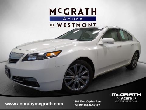 Certified Pre-Owned 2014 Acura TL Special Edition