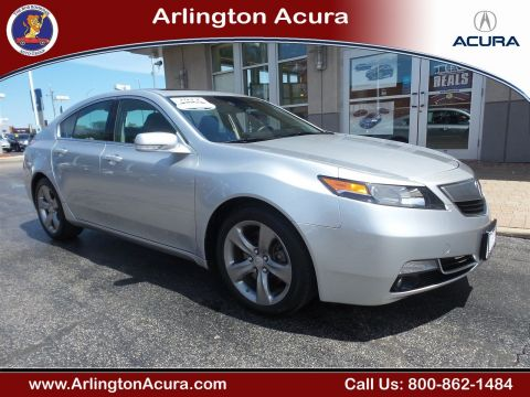 Certified Used Acura TL Technology AWD