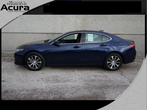 Certified Used Acura TLX w/Tech