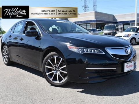 Certified Used Acura TLX 3.5L V6