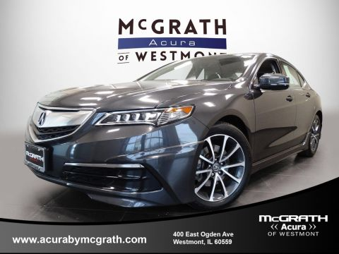 Certified Used Acura TLX V6 Tech