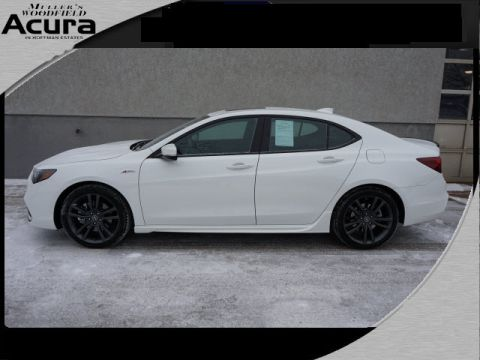 Certified Used Acura TLX SH-AWD V6 w/Tech w/A-SPEC