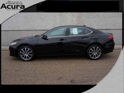 Certified Used Acura TLX SH-AWD V6 w/Advance