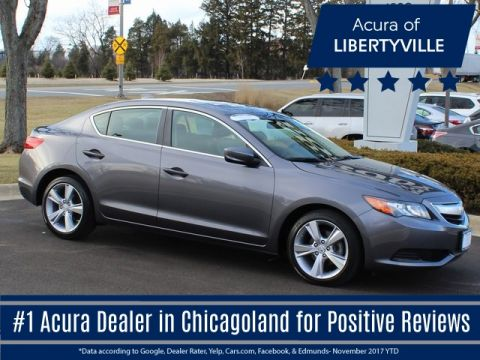 Certified Used Acura ILX 2.0L Base