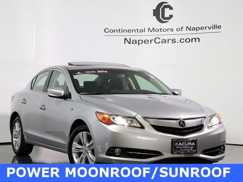 Certified Used Acura ILX Hybrid 1.5L
