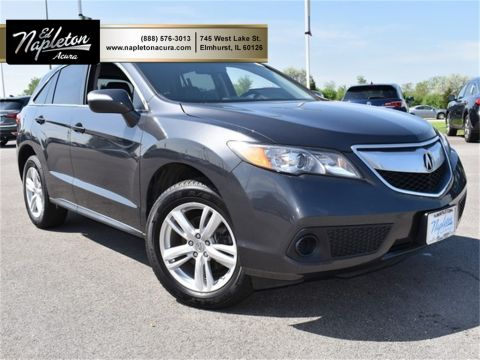 Certified Used Acura RDX Base