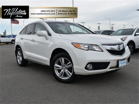 Certified Used Acura RDX Technology Package