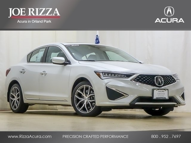 Certified Pre-Owned 2019 Acura ILX Technology Package