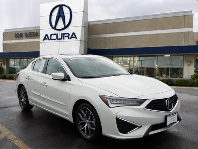 Certified Pre-Owned 2019 Acura ILX Tech
