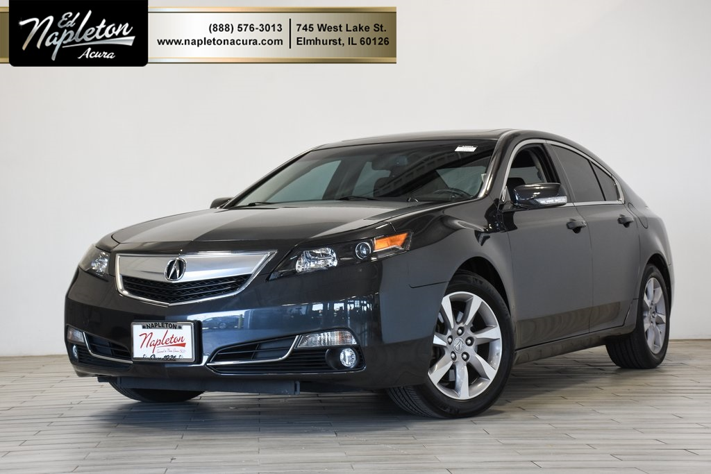 Certified Pre-Owned 2014 Acura TL 3.5
