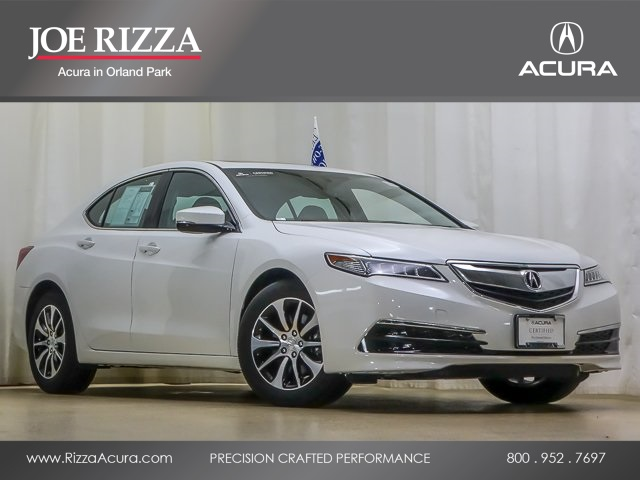 Certified Pre-Owned 2016 Acura TLX 2.4L Base