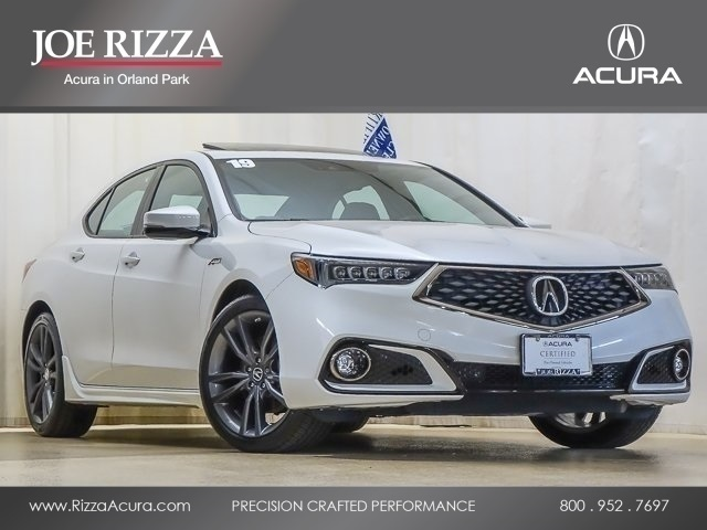 Certified Pre-Owned 2019 Acura TLX 2.4L Technology Pkg w/A-Spec Pkg