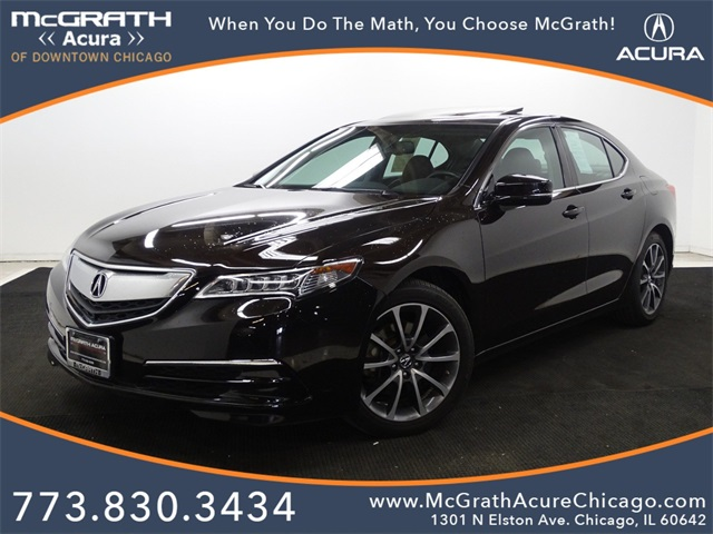 Certified Pre-Owned 2015 Acura TLX 3.5L V6
