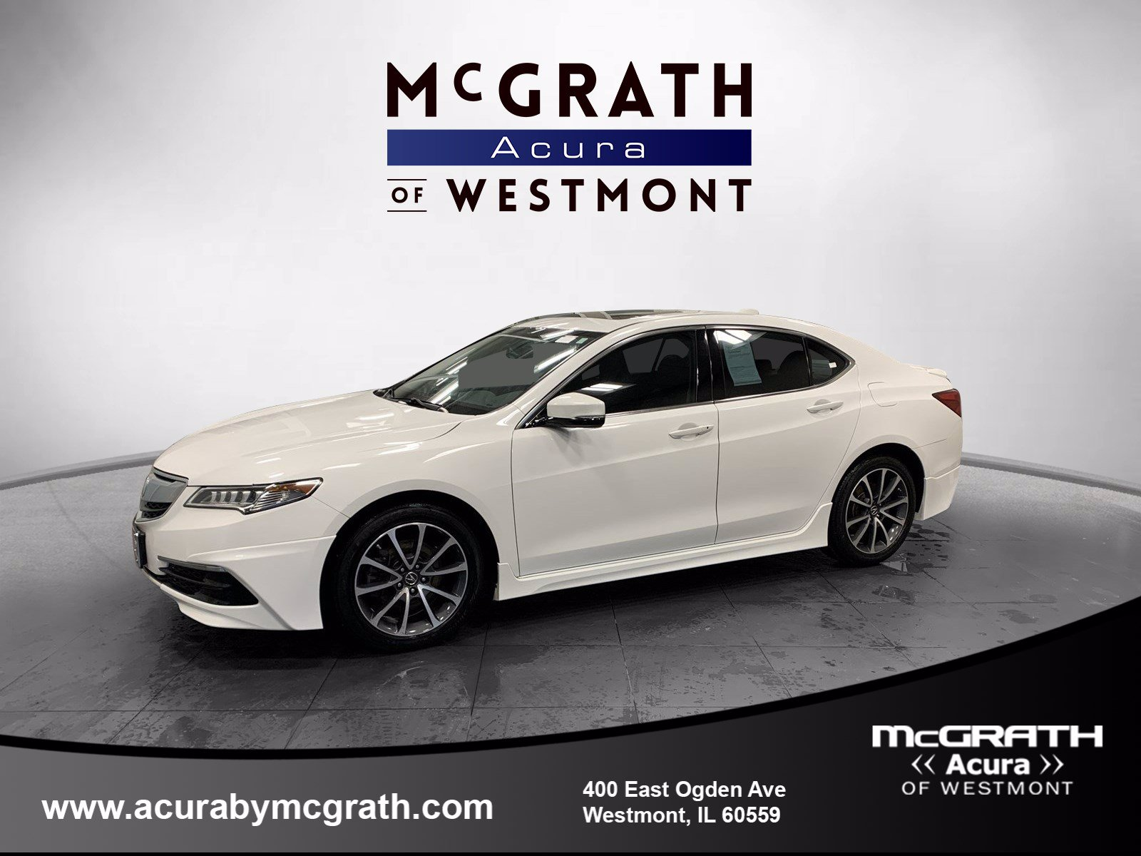 Certified Pre-Owned 2016 Acura TLX V6
