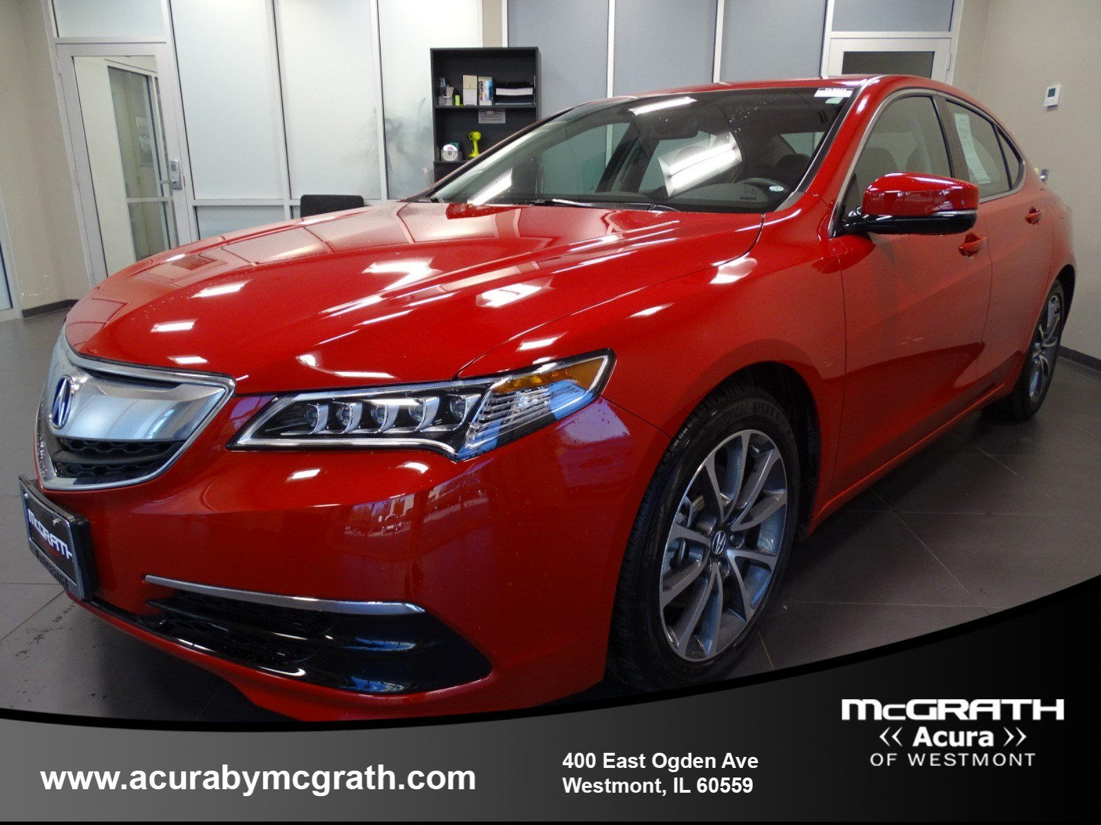 Certified Pre Owned 2017 Acura Tlx V6 W Technology Pkg