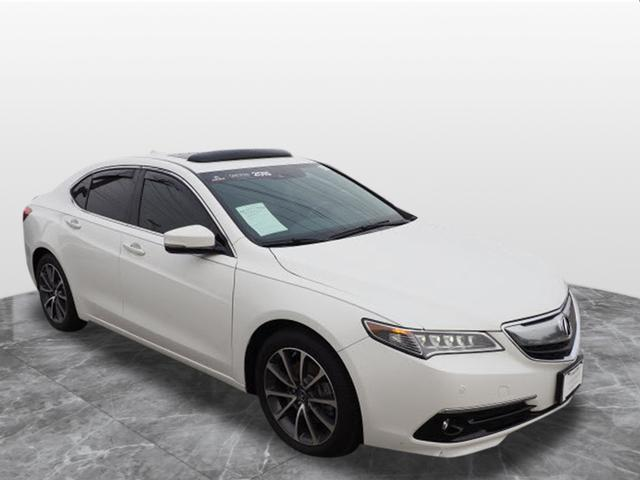 Certified Used Acura TLX Sh Advance AWD