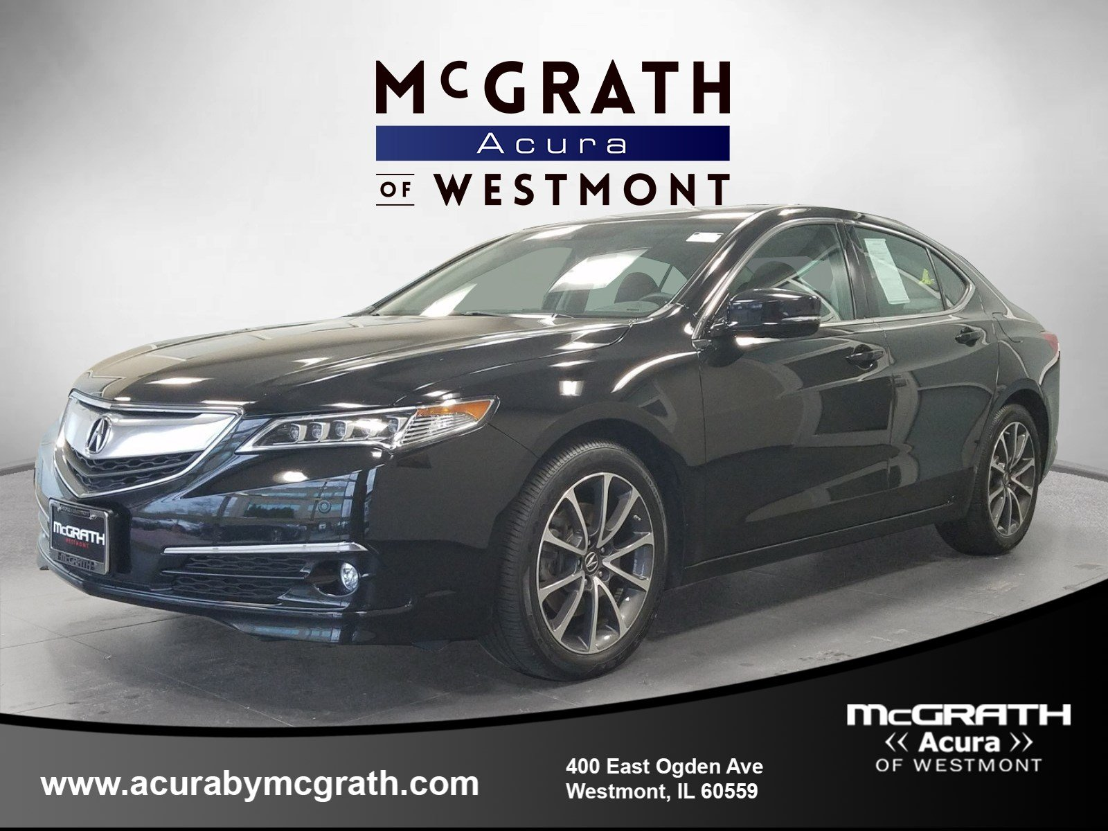 Certified Pre-Owned 2016 Acura TLX V6 Advance