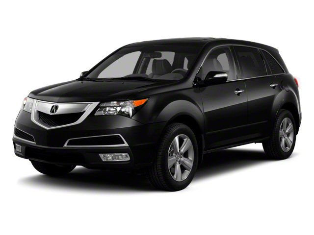Certified Pre-Owned 2012 Acura MDX 3.7L