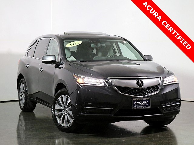Certified Pre-Owned 2014 Acura MDX 3.5L Technology Package