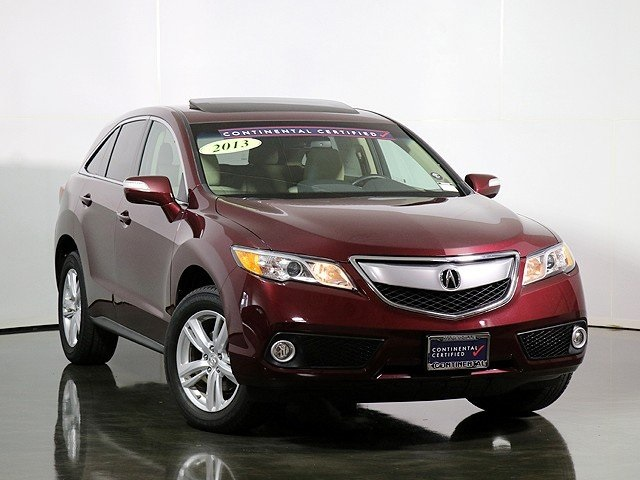 Certified Pre-Owned 2013 Acura RDX Technology Package
