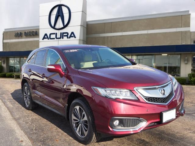 Certified Pre-Owned 2016 Acura RDX Advance
