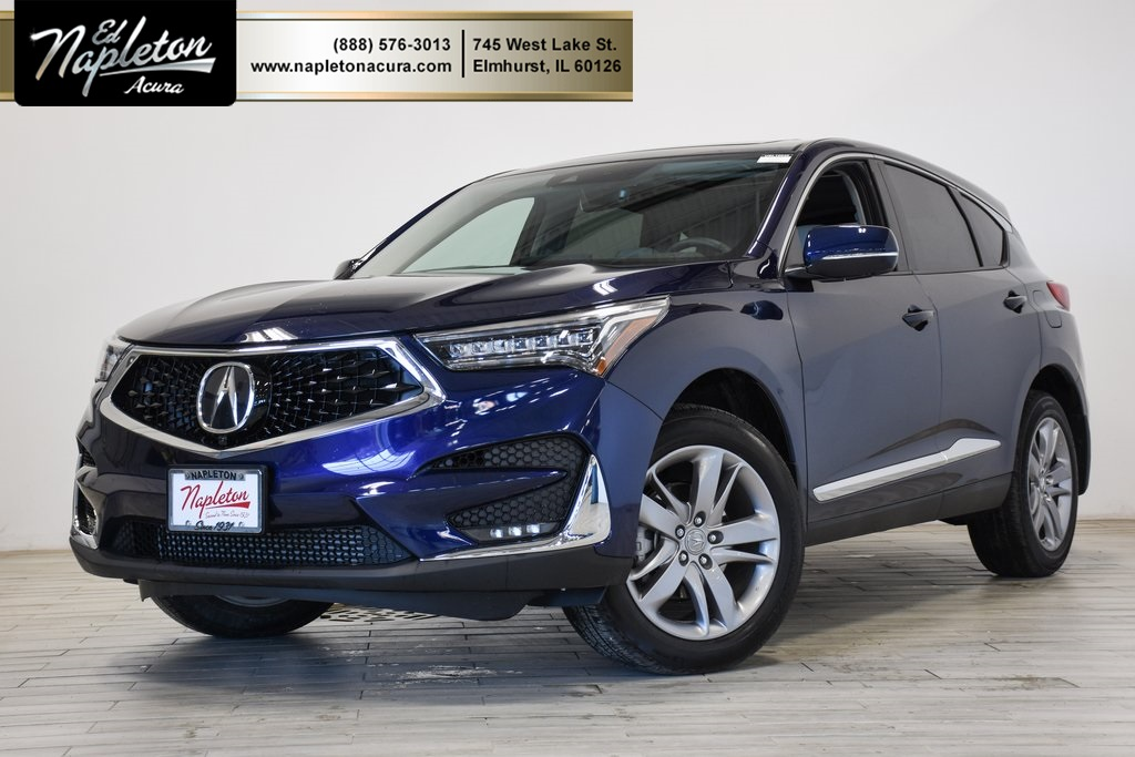 Certified Pre-Owned 2020 Acura RDX Advance Package