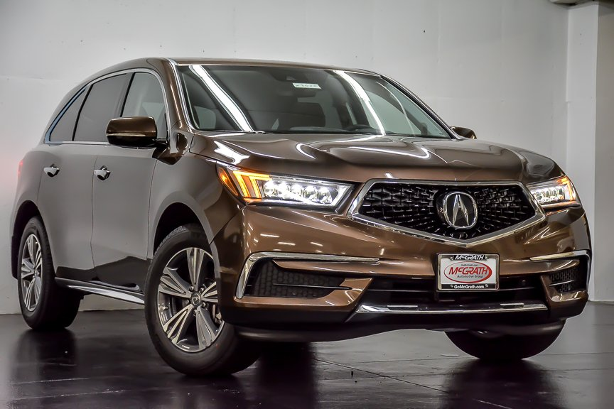 Certified Pre-Owned 2019 Acura MDX 3.5L
