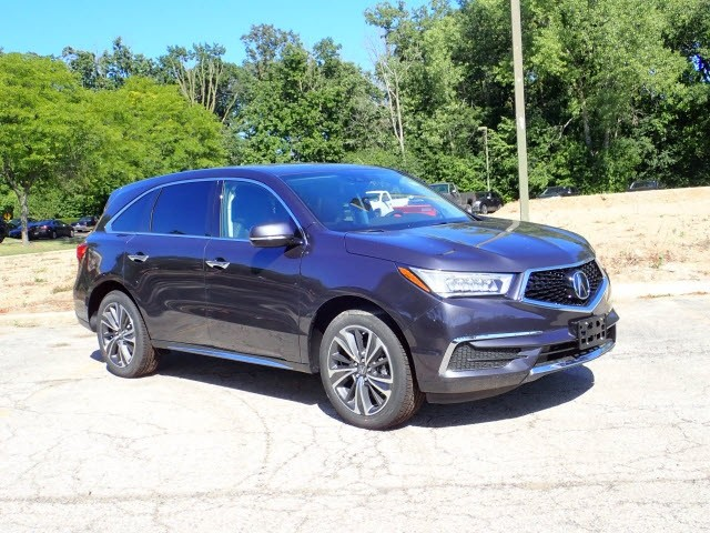Certified Pre-Owned 2020 Acura MDX w/Technology Pkg