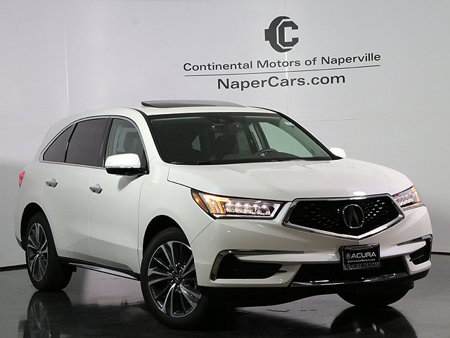 Certified Pre-Owned 2019 Acura MDX 3.5L Technology Package