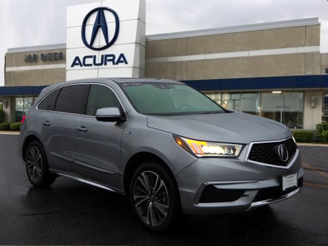 Certified Pre-Owned 2020 Acura MDX Tech