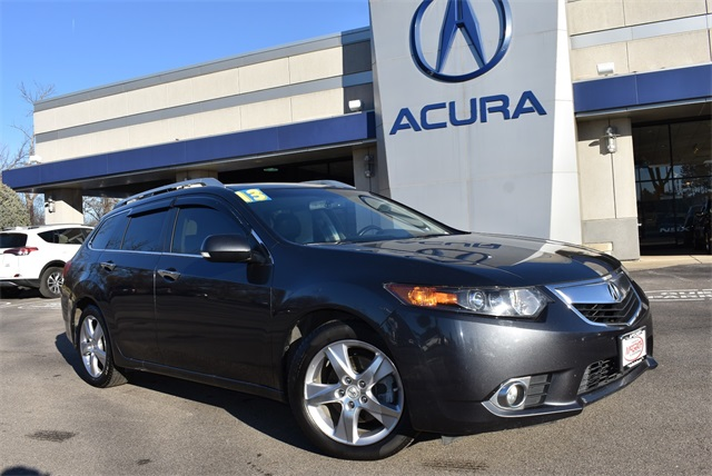 Certified Pre-Owned 2013 Acura TSX 2.4