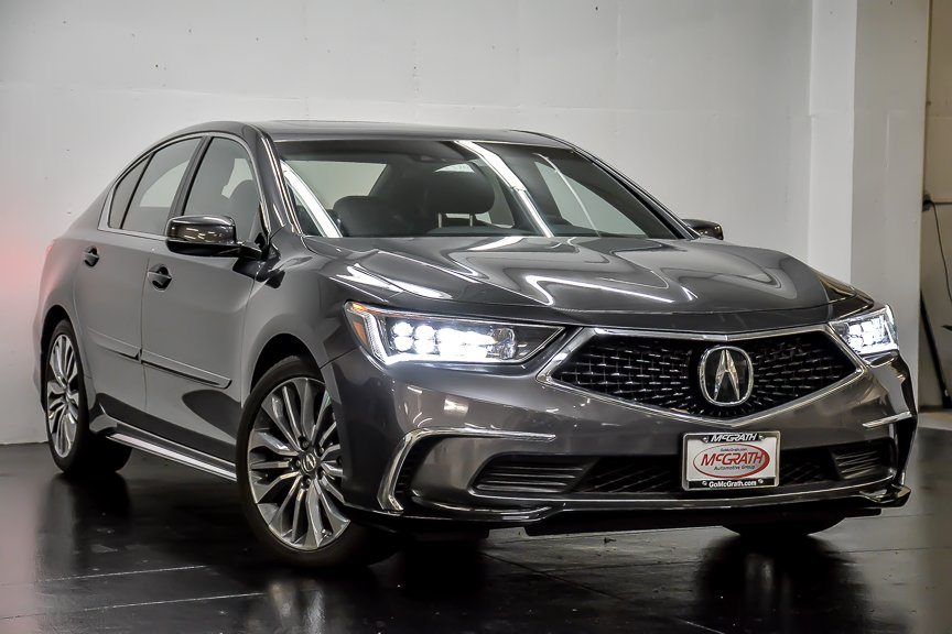Certified Pre-Owned 2018 Acura RLX w/Technology Pkg