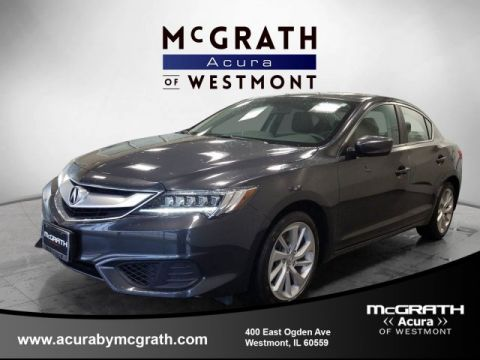 Certified Pre-Owned 2016 Acura ILX 2.4L