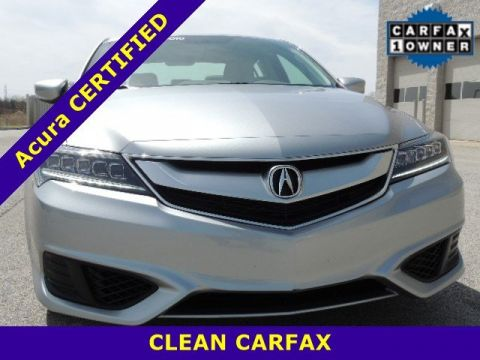 Certified Pre-Owned 2018 Acura ILX Sedan