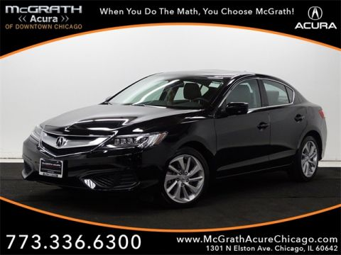 Certified Pre-Owned 2018 Acura ILX 2.4L