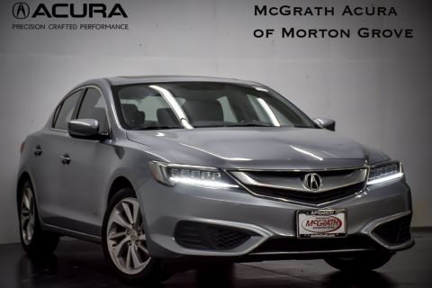 Certified Pre-Owned 2016 Acura ILX w/AcuraWatch Plus Pkg