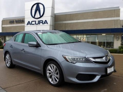 Certified Pre-Owned 2016 Acura ILX Tech