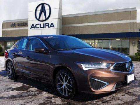 Certified Pre-Owned 2019 Acura ILX w/Premium