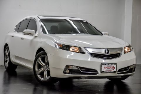 Certified Pre-Owned 2013 Acura TL Tech