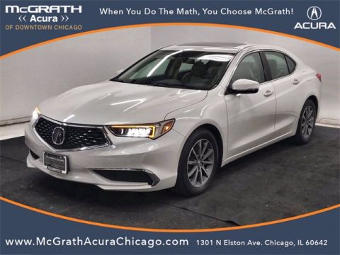 Certified Pre-Owned 2018 Acura TLX 2.4L