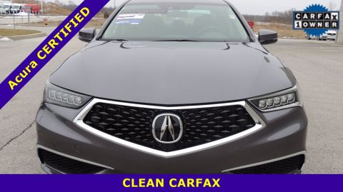 Certified Pre-Owned 2020 Acura TLX FWD