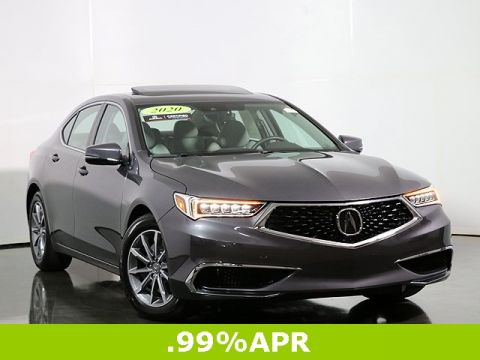 Certified Pre-Owned 2020 Acura TLX 2.4L