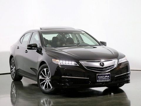 Certified Pre-Owned 2015 Acura TLX 2.4L
