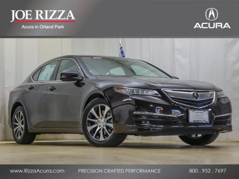 Certified Pre-Owned 2016 Acura TLX 2.4L w/Technology Package