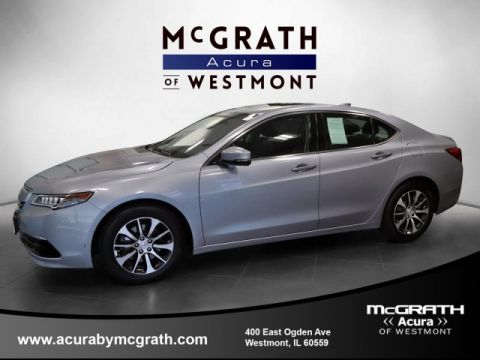 Certified Pre-Owned 2016 Acura TLX Tech