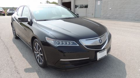 Certified Pre-Owned 2016 Acura TLX SH-AWD V6 Tech