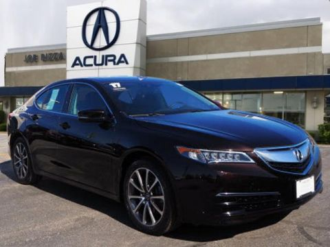 Certified Pre-Owned 2017 Acura TLX 3.5L V6 SH-AWD w/Technology Package