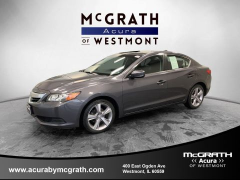 Certified Pre-Owned 2015 Acura ILX 2.0L